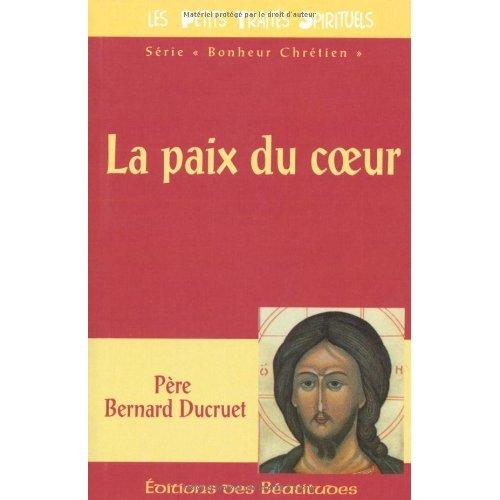 ***PAIX DU COEUR (LA)