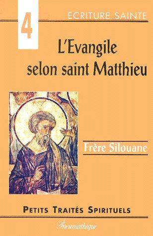 EVANGILE SELON SAINT MATTHIEU (L').