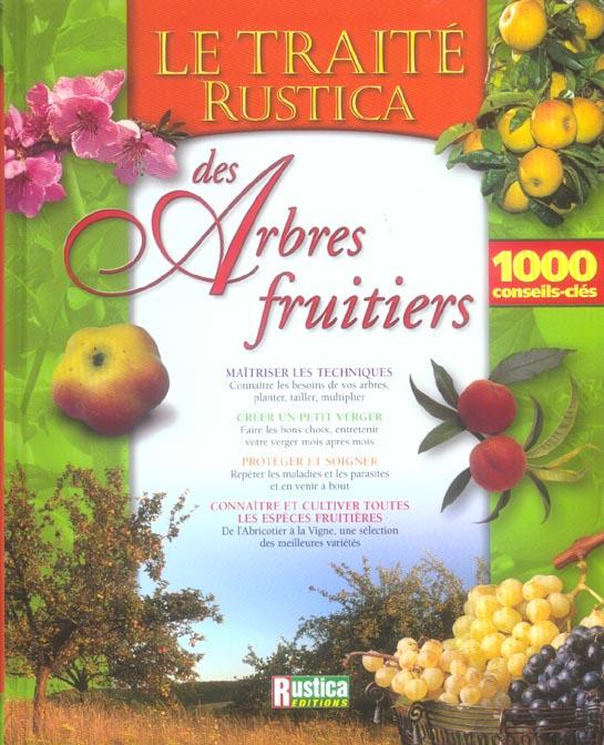 TRAITE RUSTICA DES ARBRES FRUITIERS (LE)