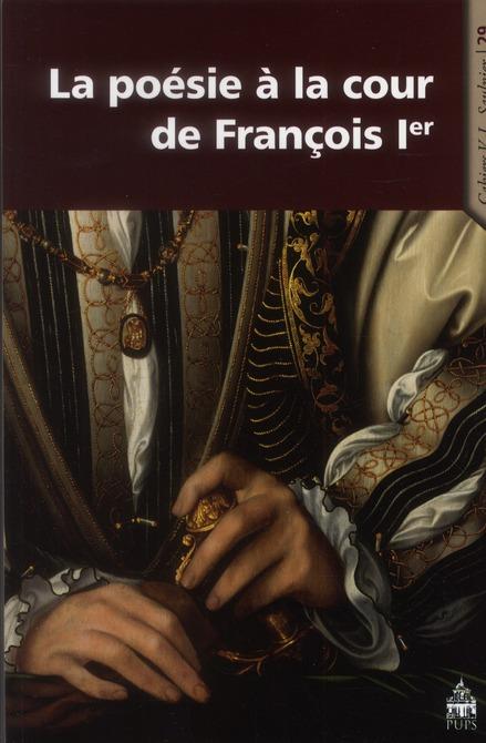 POESIE A LA COUR DE FRANCOIS IER