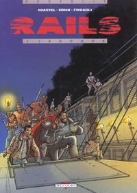 RAILS T01 JAGUARS