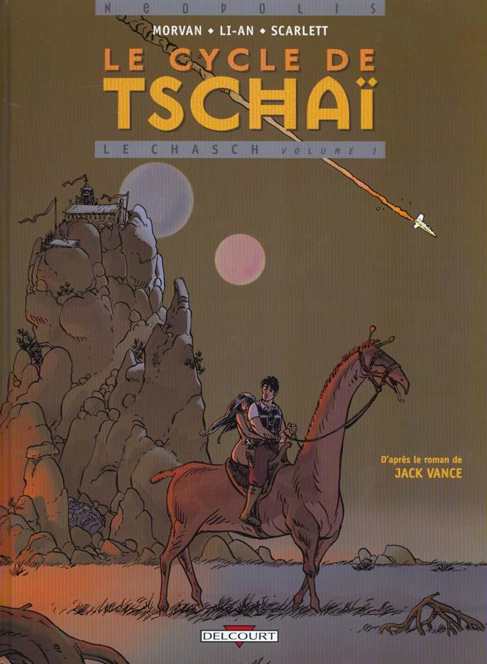CYCLE DE TSCHAILT01 LE CHASCH VOL 1