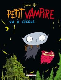 PETIT VAMPIRE T01 VA A L ECOLE