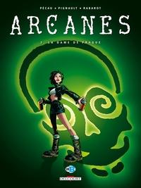 ARCANES T02 - LA DAME DE PRAGUE