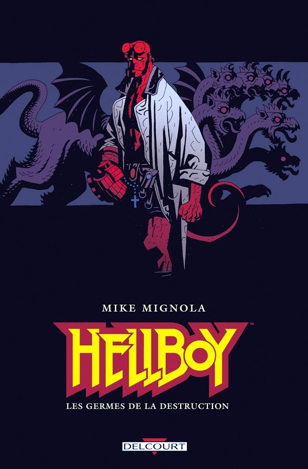 HELLBOY T01 - LES GERMES DE LA DESTRUCTION