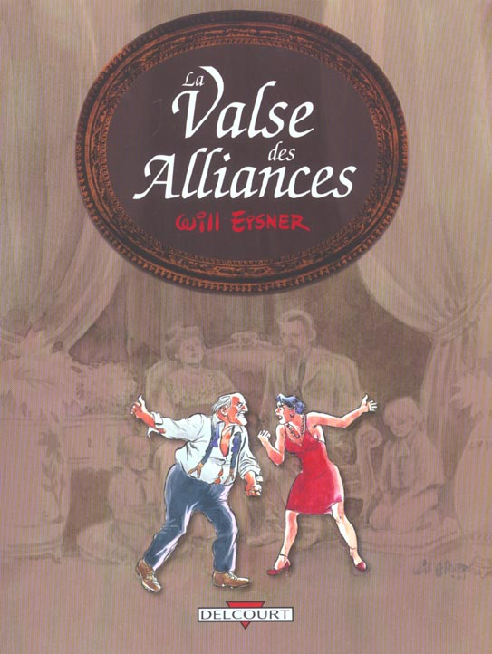 VALSE DES ALLIANCES T01 VALSE DES ALLIANCES