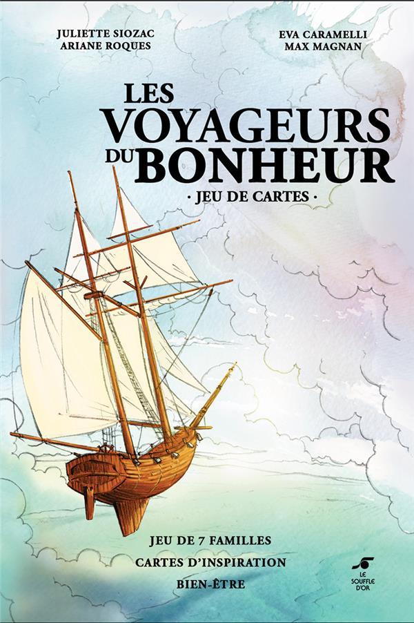 VOYAGEURS DU BONHEUR JEU DE CARTES (LES)