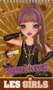 BELLE - CARNET A DESSIN