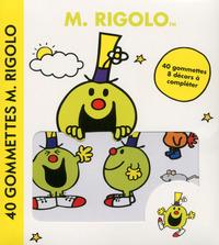 M. RIGOLO 40 GOMMETTES