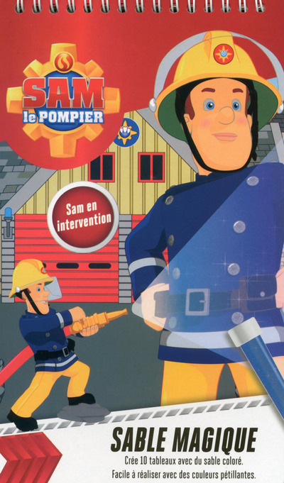 SAM EN INTERVENTION - SAM LE POMPIER