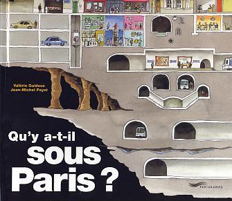 QU Y A T IL SOUS PARIS 2003