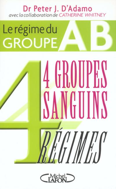 REGIME GROUPE AB