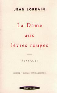 DAME AUX LEVRES ROUGES