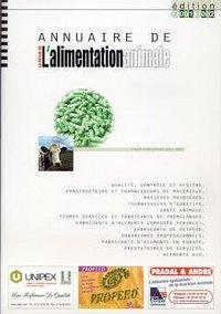 ANNUAIRE DE L'ALIMENTATION ANIMALE 2001-2002