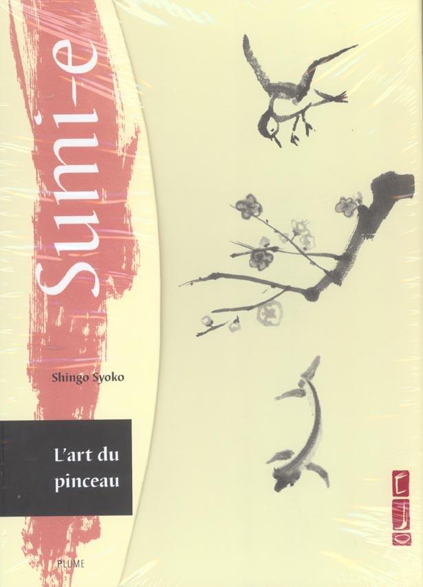 SUMI-E L'ART DU PINCEAU (SOUS COFFRET)