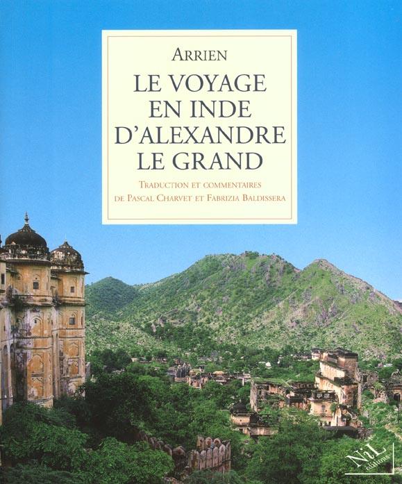 LE VOYAGE EN INDE D'ALEXANDRE LE GRAND