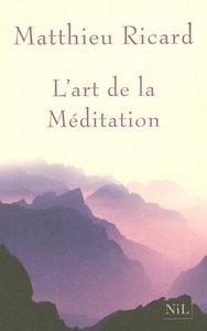 L'ART DE LA MEDITATION