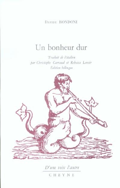 UN BONHEUR DUR-FR/IT.