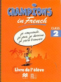 CHAMPIONS IN FRENCH CLASS 2 (CAMEROUN)