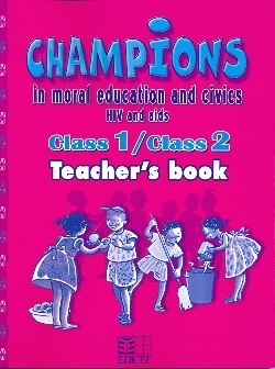 CHAMPIONS IN MORAL EDUCATION AND CIVICS G1-2