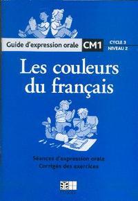 LES COULEURS DU FRANCAIS CM1