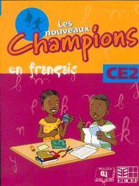 NOUVEAUX CHAMPIONS FRANCAIS ELEVE CE2