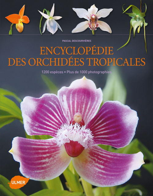 ENCYCLOPEDIE DES ORCHIDEES TROPICALES