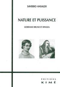 NATURE ET PUISSANCE