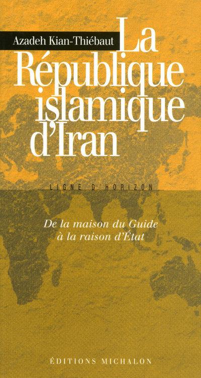 REPUBLIQUE ISLAMIQUE D'IRAN