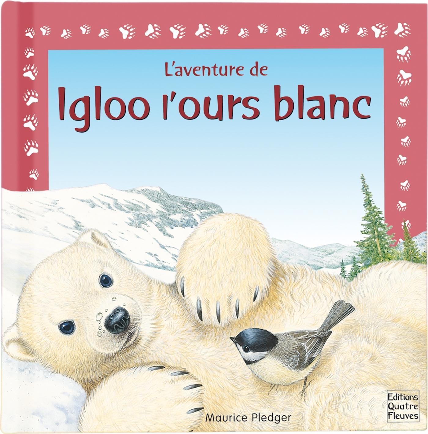 IGLOO OURS BLANC