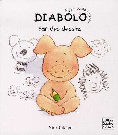 DIABOLO FAIT DES DESSINS