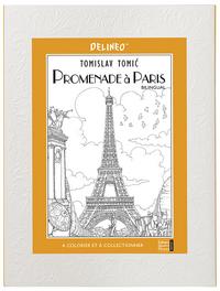 PROMENADE A PARIS (BILINGUE)