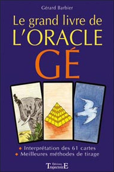 GRAND LIVRE DE L'ORACLE GE