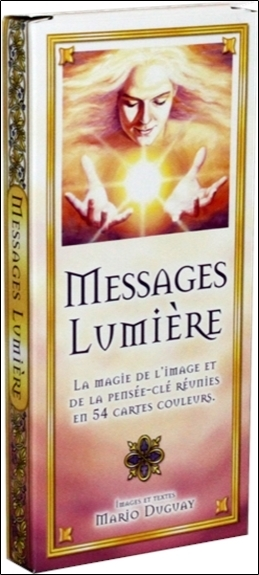 MESSAGES LUMIERE (54 CARTES)