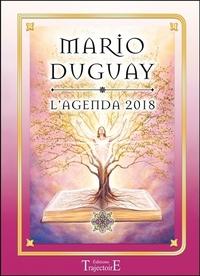 MARIO DUGUAY - L'AGENDA 2018