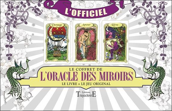 LE COFFRET DE L'ORACLE DES MIROIRS - LE LIVRE + LE JEU ORIGINAL