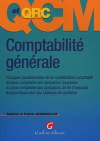 QCM ET QRC. COMPTABILITE GENERALE - 2EME EDITION