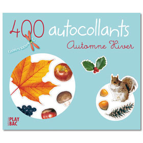 400 AUTOCOLLANTS AUTOMNE/HIVER 2007