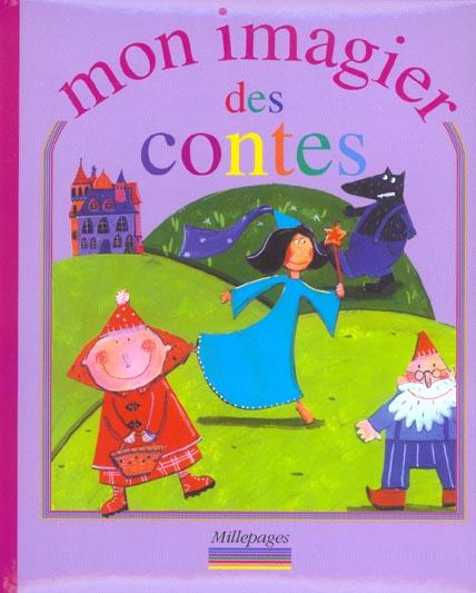 IMAGIER DES CONTES (MON)