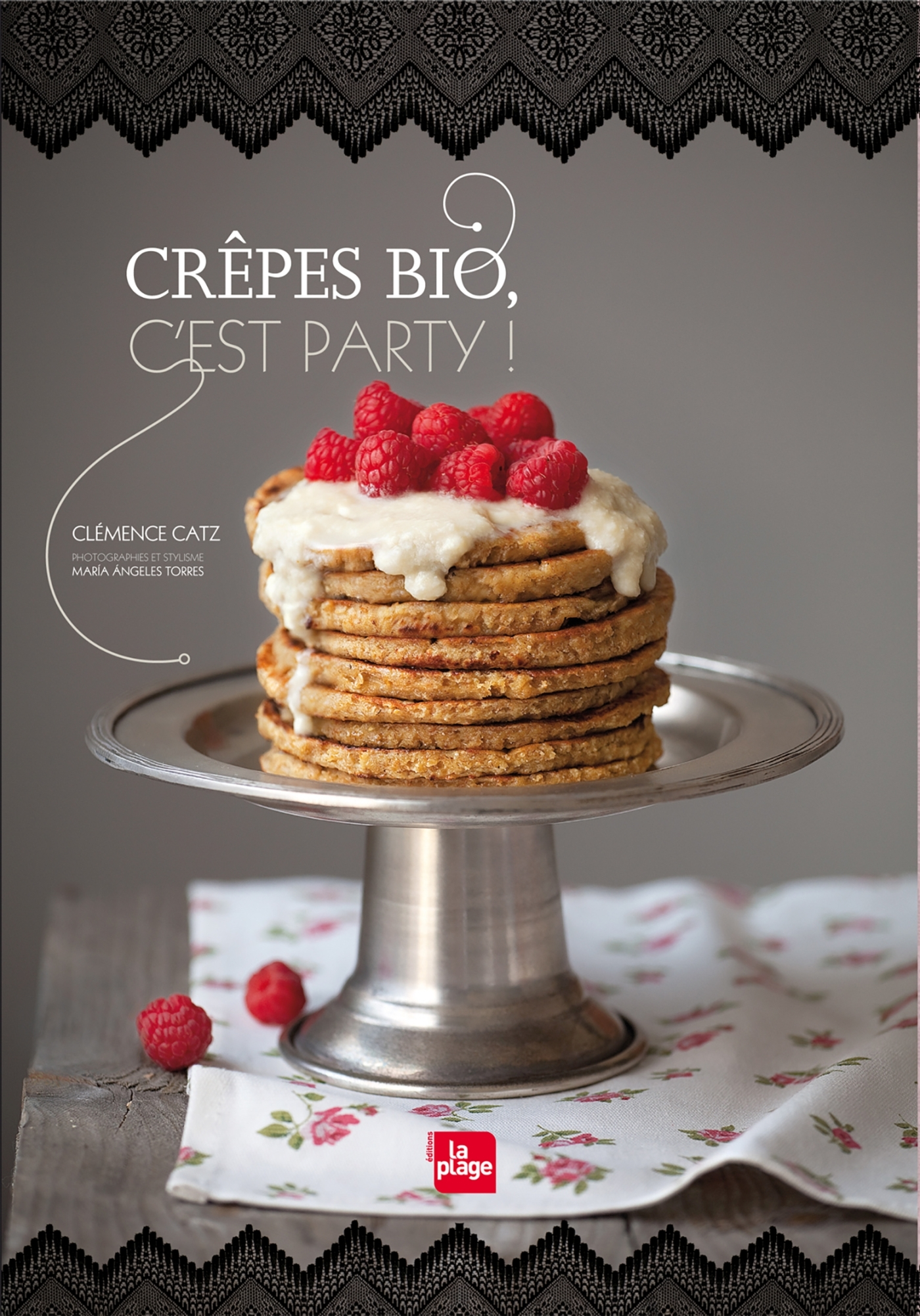 CREPES BIO, C'EST PARTY !