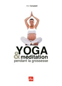 YOGA & MEDITATION PENDANT LA GROSSESSE