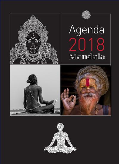 AGENDA YOGA MANDALA 2018 POCHE