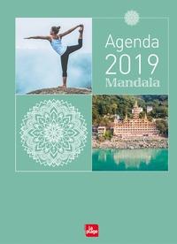 AGENDA MANDALA 2019 PETIT FORMAT