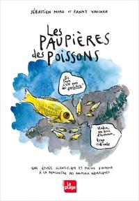 LES PAUPIERES DES POISSONS
