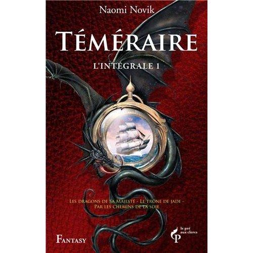 TEMERAIRE - L'INTEGRALE VOL. 1