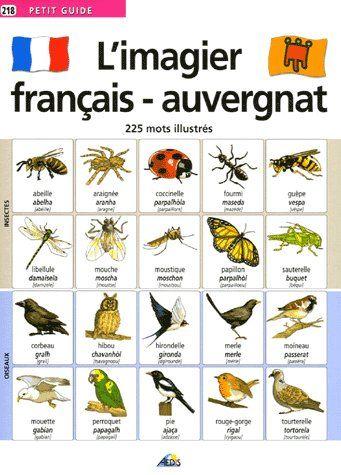 IMAGIER FRANCAIS/AUVERGNAT