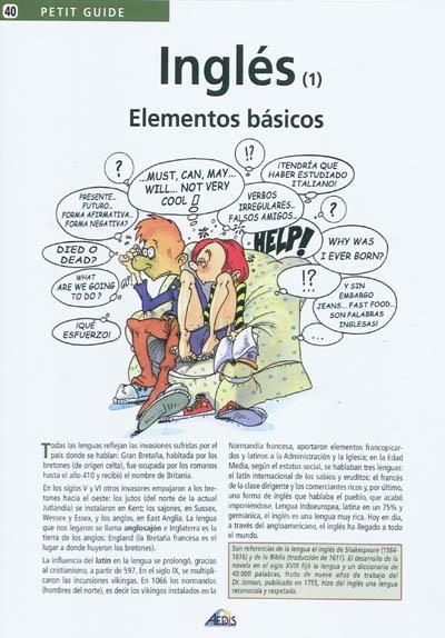 INGLES (1) ELEMENTOS BASICOS