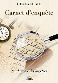 CARNET D'ENQUETE