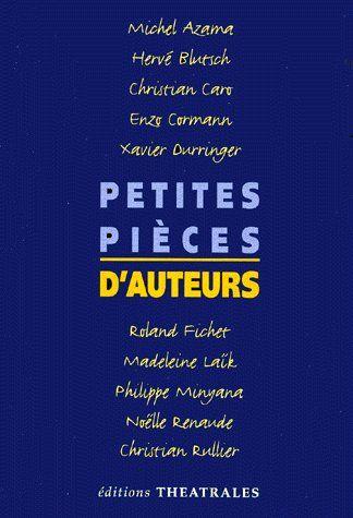 PETITES PIECES D AUTEURS 1