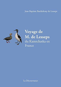 LE VOYAGE DE M, DE LESSEPS